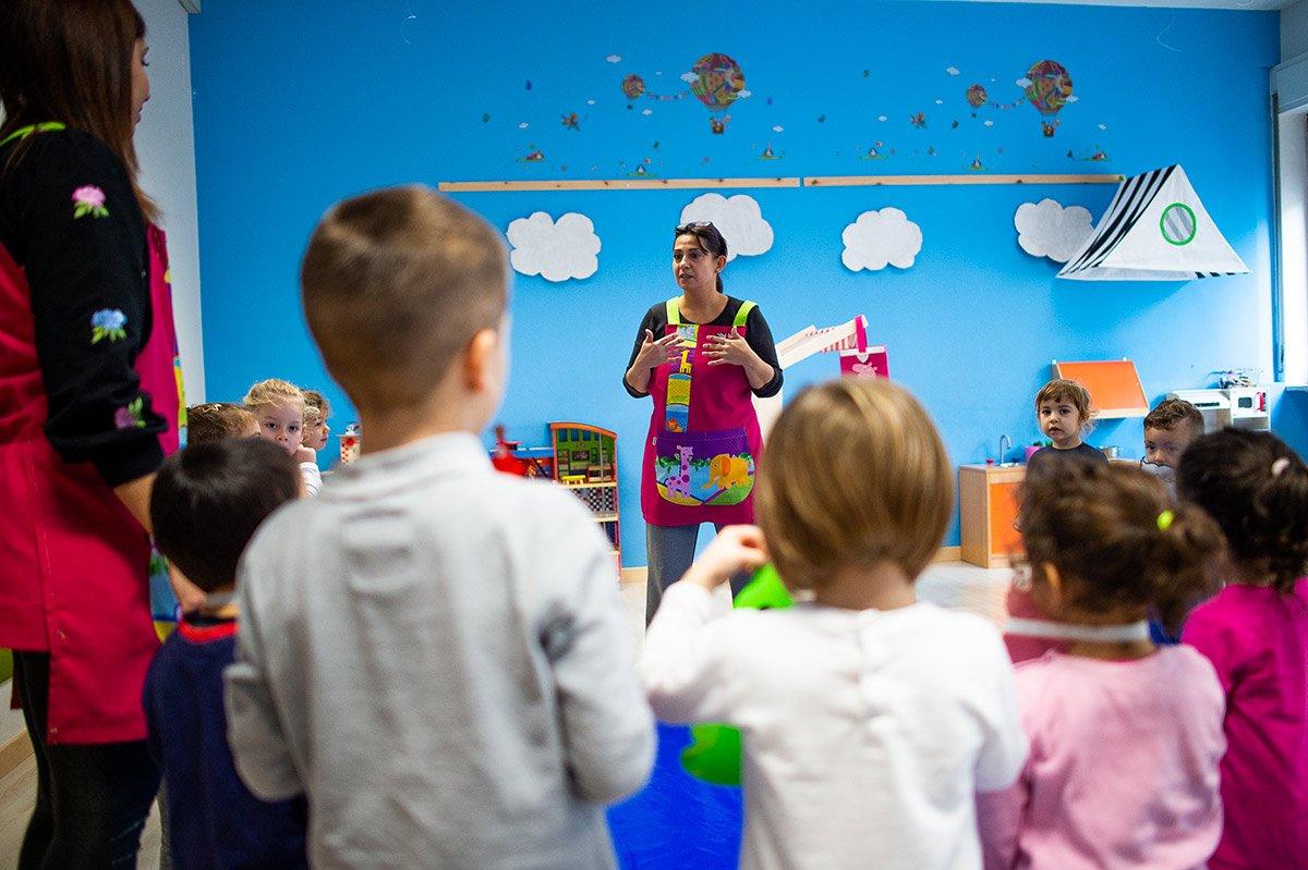 Scuola materna e Nido Bilingue - Il Giglio Foligno